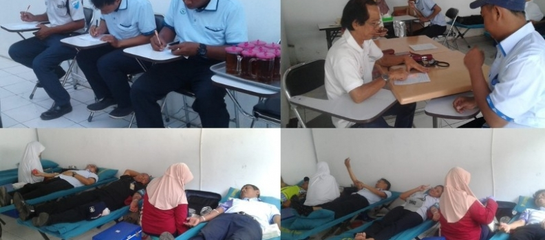 Sriwahana Care – Donor Darah, Membantu & Menyehatkan